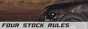 Davenport Speedway FOUR STOCK RULES