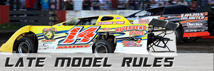 Davenport Speedway LATE MODEL Rules