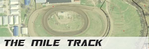 Davenport Speedway Mile Dirt Track