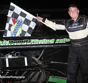 May 4th 2012 Winner (DAVENPORT SPEEDWAY) A