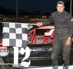 May 4th 2012 Winner (DAVENPORT SPEEDWAY) B